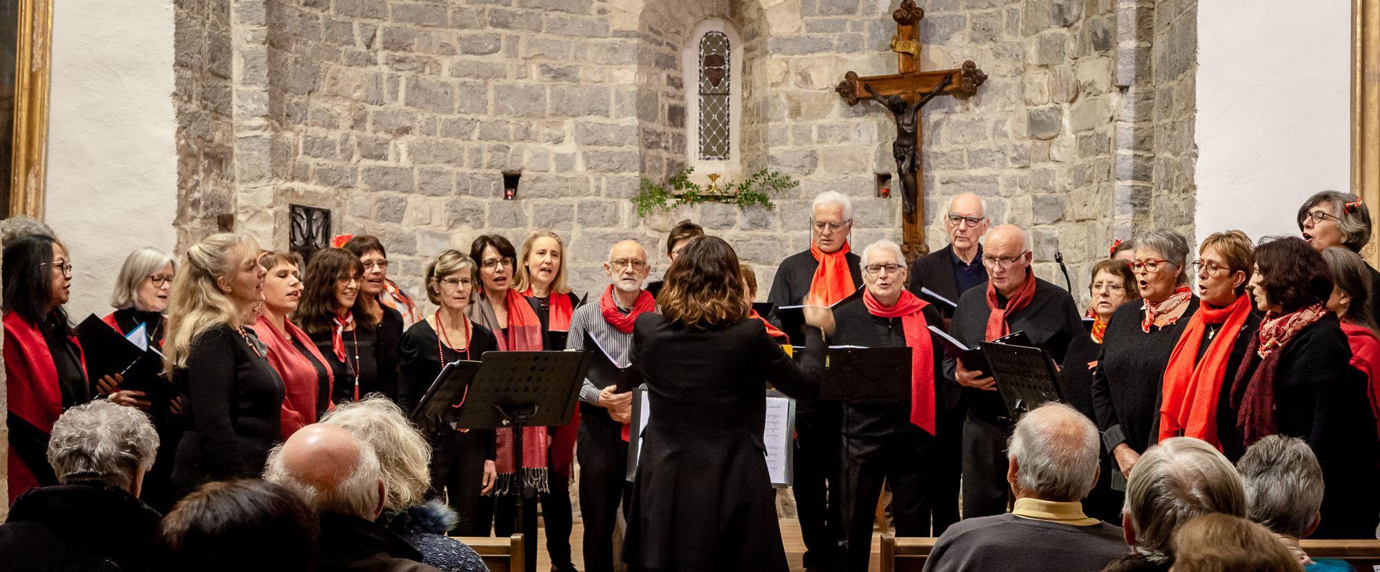 concert de Noël 2018 à Valfalunès
