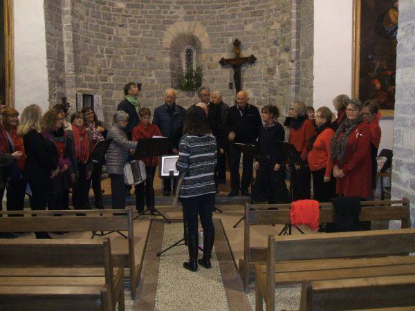 Concert de Noël Valflaunès 2017