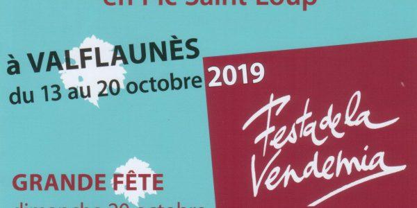Concert à Valflaunès le 13 octobre 2019